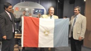 Bandera de Cordoba