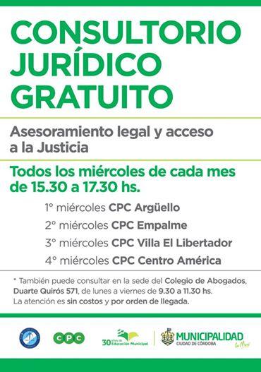 Asesoramiento legal y acceso a la justicia