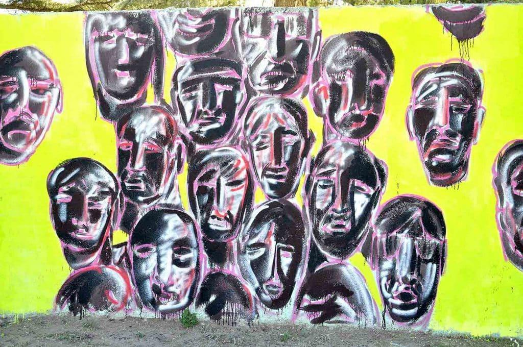 Charlando sobre Arte Urbano