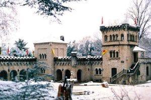 Castillo De Wilkins en Tanti