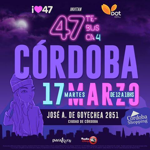 Casting 47 street en Córdoba