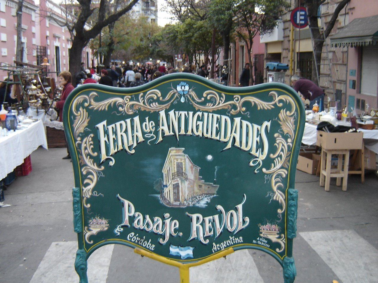 Ciudad de c rdoba informaci n general y turistica - Anticuarios en cordoba ...