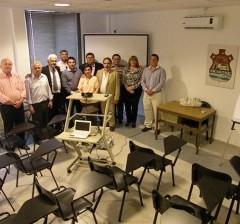 Últimos detalles para el lanzamiento del Centro de Recupero de Puntos en la ciudad de Córdoba