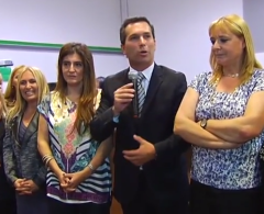 El Concejo realizó un homenaje a mujeres cordobesas